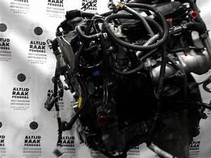 Used Nissan Navara  D40  3 0 Dci V6 24v Dpf 4x4 Engine