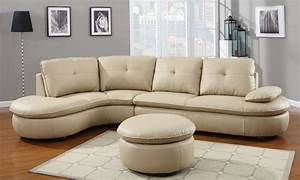 sectional sofas and sets groupon goods With sectional sofa set deals