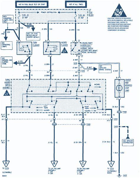 wrg  lesabre wiring diagram