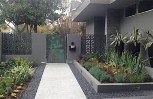 Kies Vorgarten Anlegen : gartenweg aus kies im vorgarten anlegen sichtschutz pinterest vorgarten anlegen gartenweg ~ Bigdaddyawards.com Haus und Dekorationen