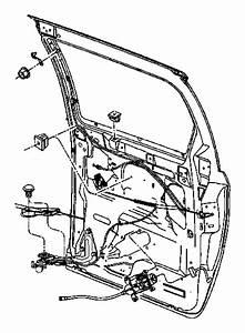 Chrysler Town  U0026 Country Power Sliding Door Motor