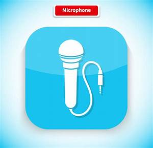 Picture suggestion for Microphone App