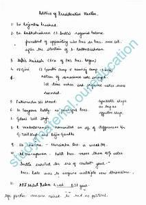 Public Administration Handwritten Notes Pavan Kumar