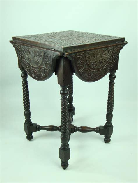 Small Antique Victorian Carved Gothic Oak Table  245547. Bestar Prestige L Shaped Desk. Hardwood Writing Desk. Delta Help Desk Number. Center Drawer Slides. Bridge Table. Adjustable Led Desk Lamp. Cosmetic Drawer Organizer Acrylic. Changing Table Height