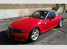 Sell used 1997 BMW Z3 Roadster Convertible 2Door 28L in
