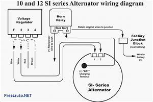 Chevy External Voltage Regulator Wiring Diagram
