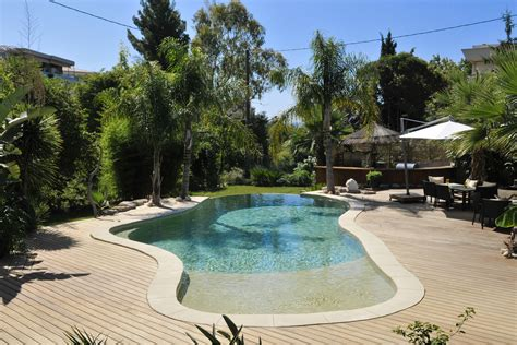 piscine forme libre en b 233 ton diffazur piscines