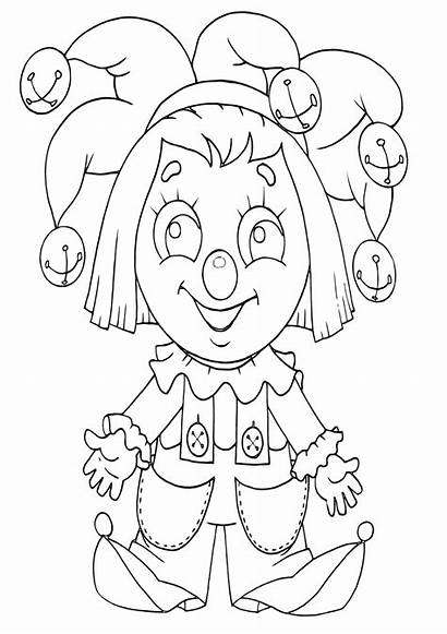 Doll Coloring Pages Babydoll