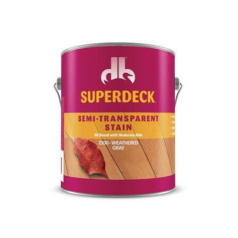 semi transparent stain oil based 2100 2300 duckback
