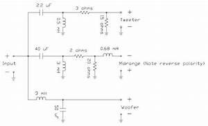 Loudspeaker System Crossover Network