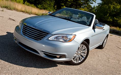2012 Chrysler 200 Limited by 2012 Chrysler 200 Limited Convertible Editors Notebook