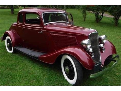 1933 Ford Coupe For Sale On Classiccars.com