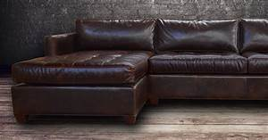 Leather Sofa Chaise Black Leather Chaise Sofa Grey