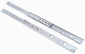 350mm furniture extension drawer slides bottom mount two way travel