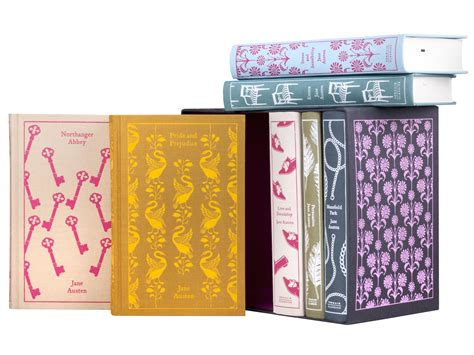 Kiren Pinguin Set penguin classics austen book set juniper books