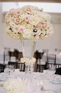 tall wedding centerpiece ideas archives weddings romantique With white wedding flower arrangement ideas
