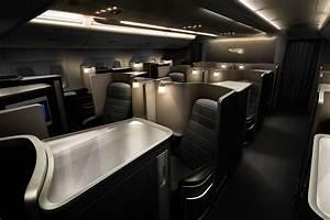 New First Class for British Airways Boeing 787-9 ...