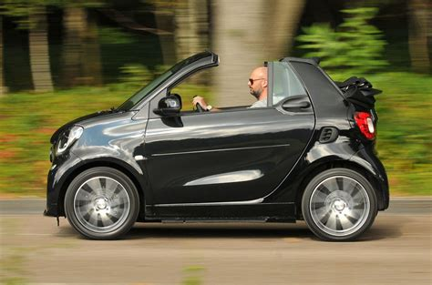 smart cabrio brabus 2016 smart fortwo brabus xclusive cabrio review autocar