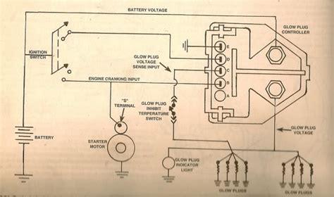 95 Chevy Diesel Wiring Diagram by Need Help With My 83 Motorhome Diesel Place Chevrolet