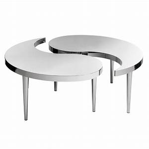 own this bonsoni stainless steel allure coffee table by With allure coffee table