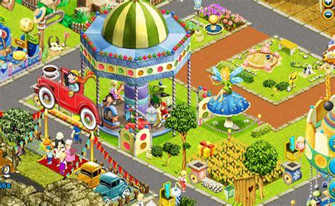 attraction city spielen