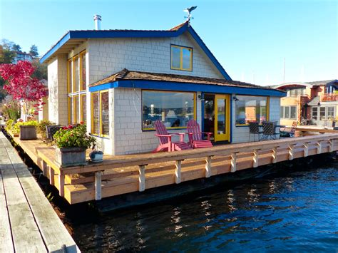 Boat House Grill For Sale by Sleepless In Seattle Floating Home