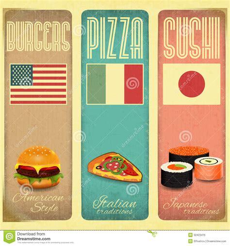 vintage cuisine vintage menu stock illustration image of cheeseburger