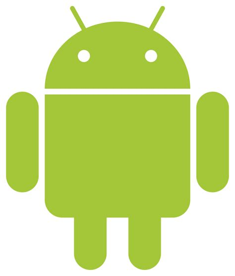 file android robot svg wikimedia commons