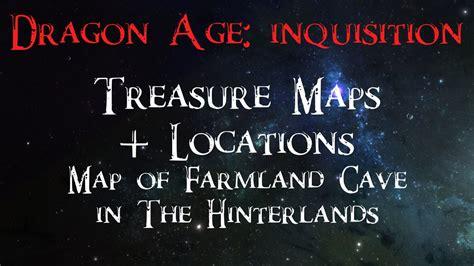 da inquisition map  farmland cave  hinterlands