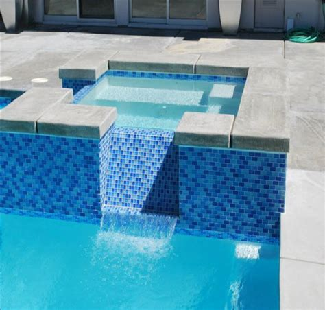 swimming pool tile replacement backyard design ideas