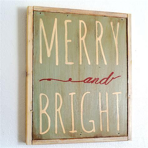 diy hand painted christmas sign  printable