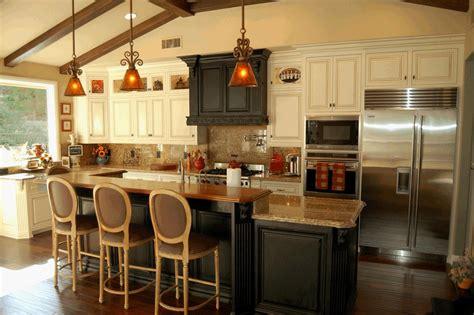 Awesome Custom Built Kitchen Island  Gl Kitchen Design