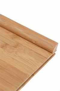 Quart De Rond : quart de rond bambou horizontal ambre ecoligne bambou ~ Melissatoandfro.com Idées de Décoration