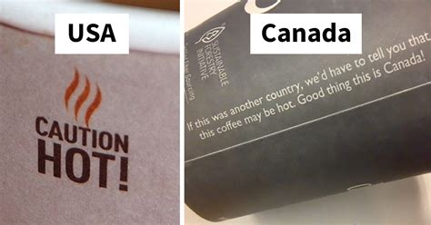 By anah may 16, 2020. Canadians Try To Roast Americans Over 'Caution Hot' Signs On Coffee Cups, Get Burned With ...