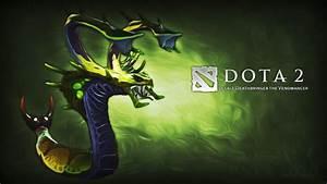 Venomancer Dota 2 3h Wallpaper HD