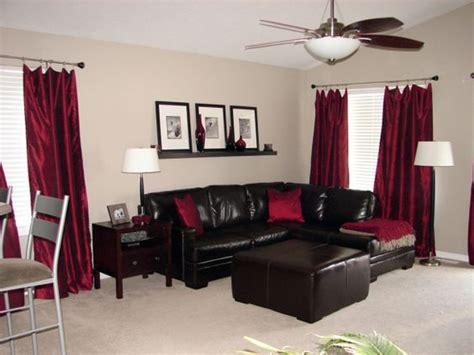 decoracion interiores rojo cafe  como organizar la