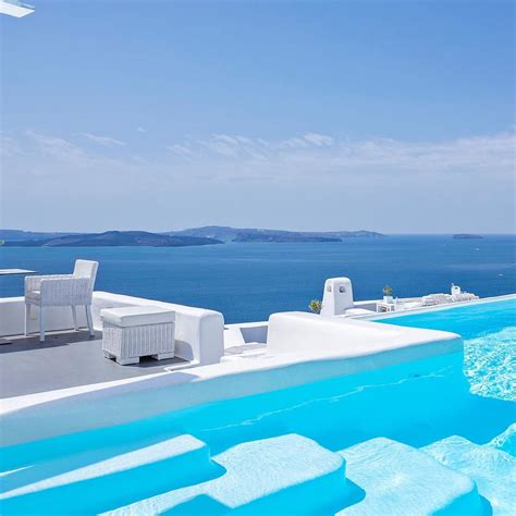 Rooftop Swimming Pool With Cool Ocean View Located In
