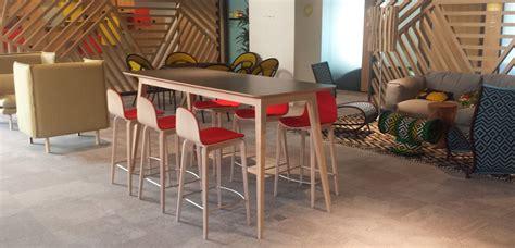 siege danone projet d 39 aménagement meubles et accessoires design