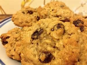 Cookies Oatmeal Raisin Cookie Recipe
