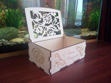 wood laser cut box wood puzzle box mm  vector cdr  axisco