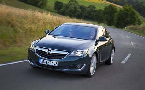 Opel Insignia 2014 Widescreen Exotic Car Image #28 Of 86