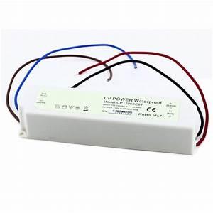 Transformateur Pour Led 12v : transformateur pour ruban led 12v 60w ip67 ~ Edinachiropracticcenter.com Idées de Décoration