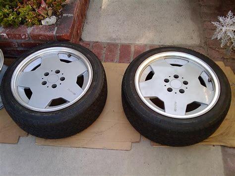 original amg hammer wheels mercedes benz forum