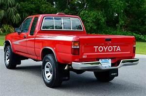 1994 Toyota Pickup Xtra Cab Dlx V6 4x4 5speed Manual Low