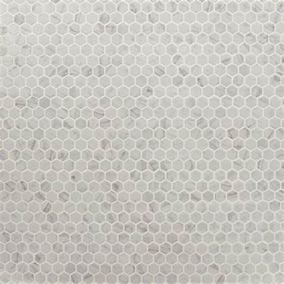 Carrara Lifeproof Tile Hexagon Floor