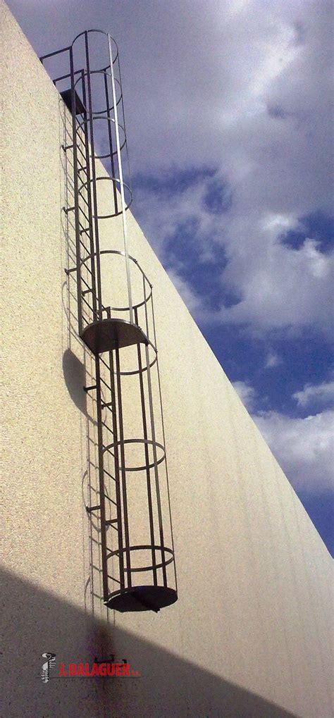 Stairs Access Vertical   Escaleras Balaguer
