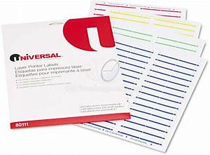 unv80111 file folder labels by universal ontimesupplies With file label printer