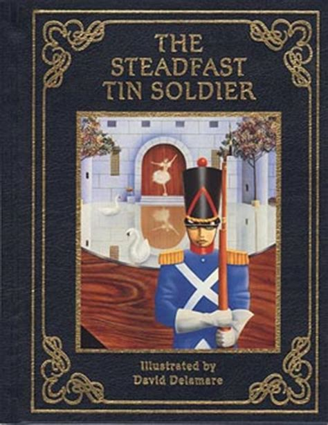 The Steadfast Tin Soldier | Illustrated Books ...