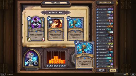 Hearthstone Arena Deck Builder by Hearthstone Heroes Of Warcraft Review Gather Your