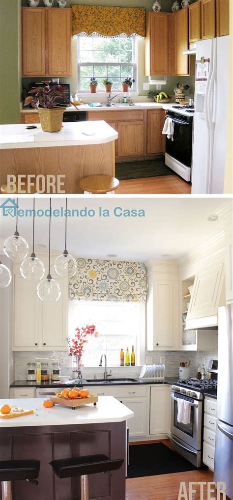 Small Kitchen Makeover Ideas by Best 25 Small Kitchen Makeovers Ideas On